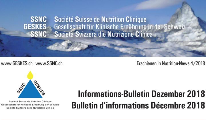 Bulletin - Décembre 2018