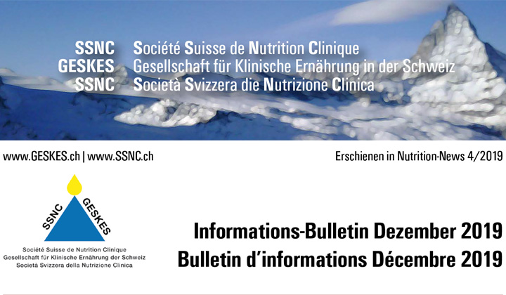 GESKES-Bulletin Dez. 2019