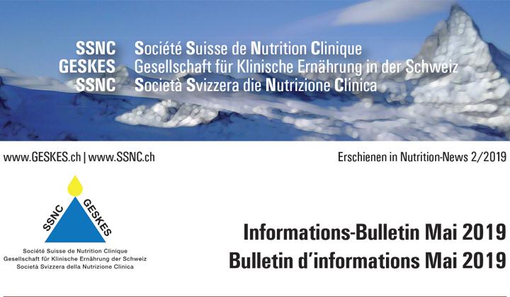 Bulletin SSNC - Mai 2019